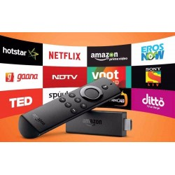 Amazon Fire Tv Stick Hdmi 1080p Hd Dualcore 2da. Generación