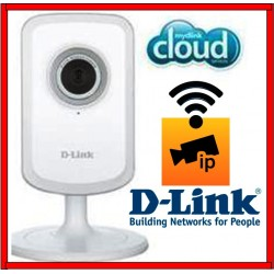 CAMARA IP WIRELESS D-Link DCS-931L