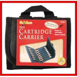 Cartera Porta Cartuchos Rifle
